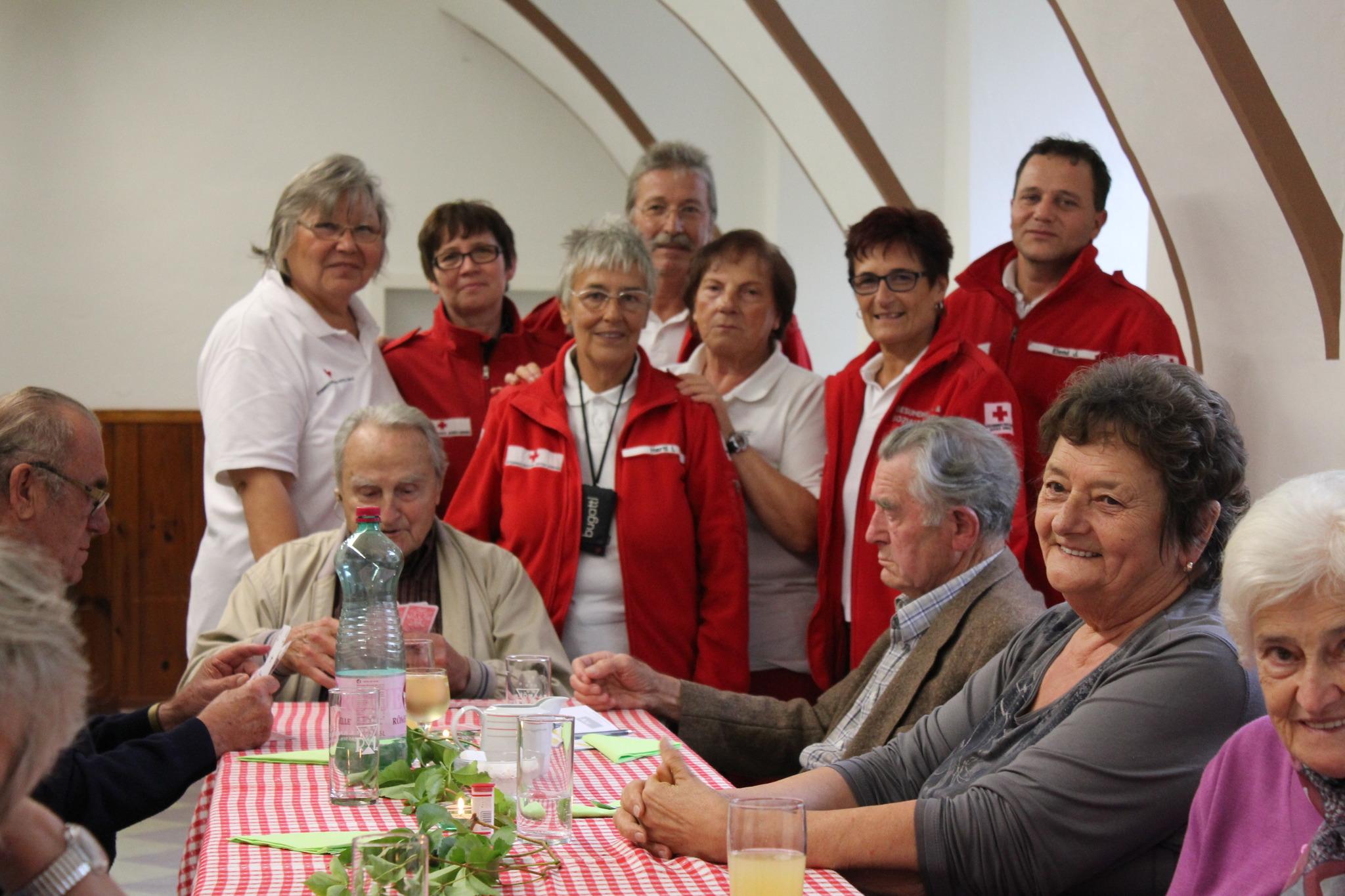 Seniorentreff Zistersdorf - Gemeinsam statt einsam
