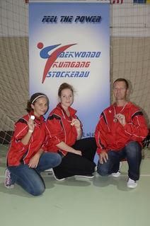 Nina Reinsperger, Elisabeth Kölbl, Gerhard Reinsperger