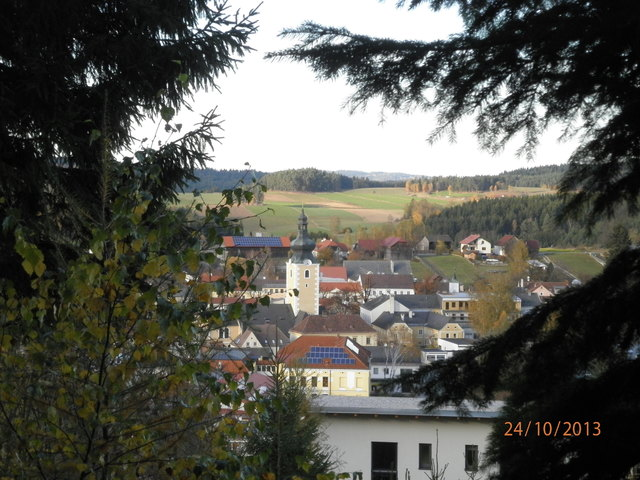 Tourismusinfos zum Mitnehmen - Gro Gerungs - Offizielle