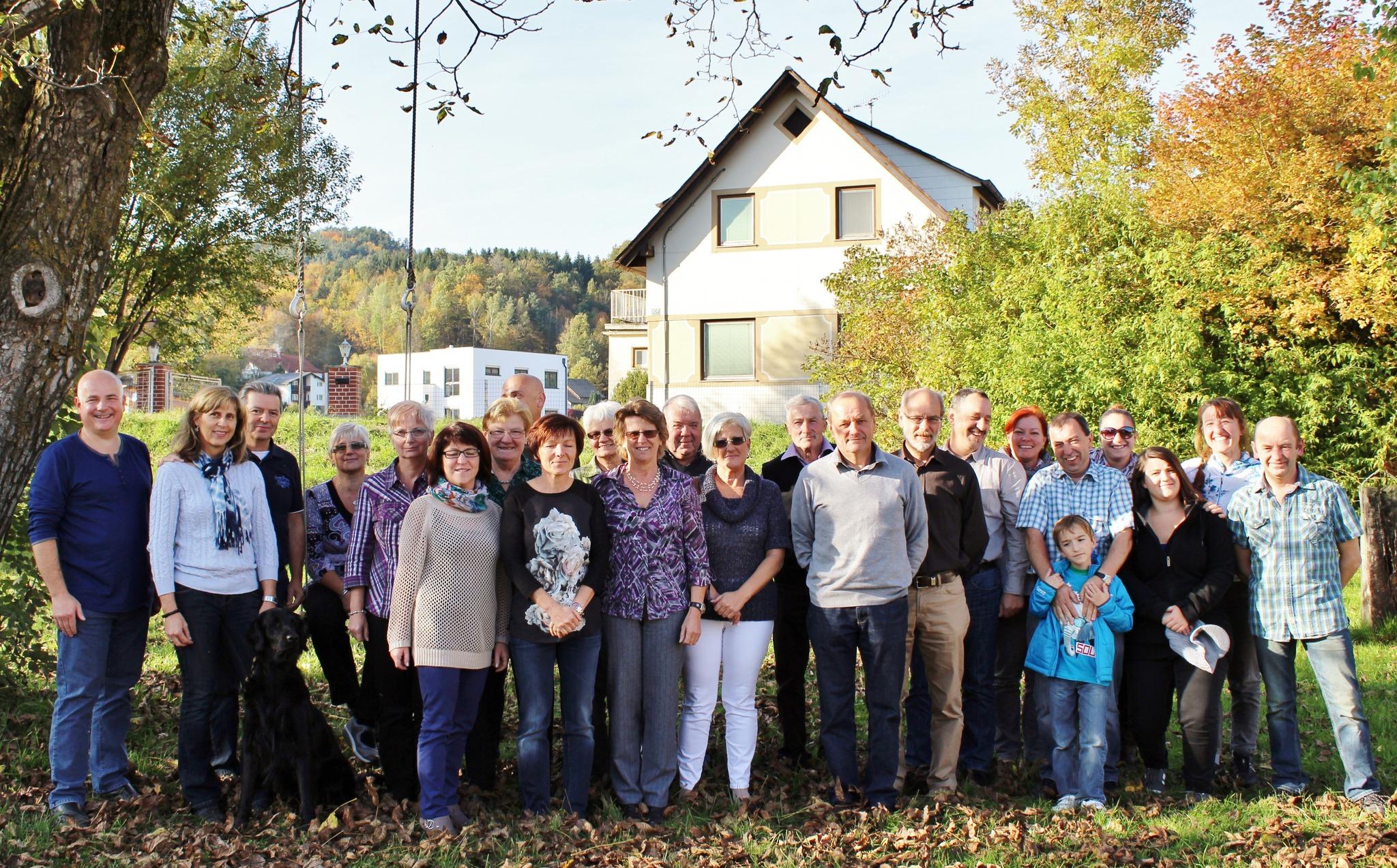 Snger- und Musikantentreffen - Rohrbach an der Lafnitz