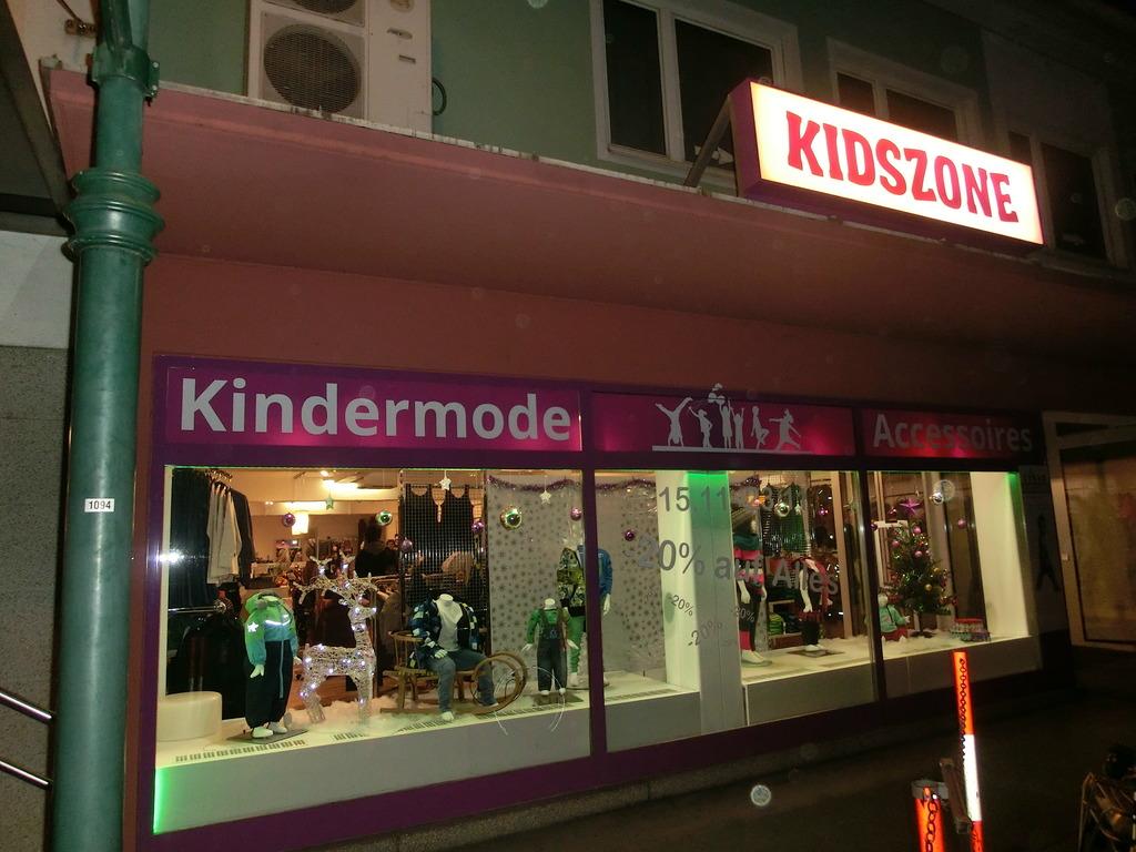 best loved 52d82 dc2ee KIDSZONE GLEISDORF ERÖFFNET WEITERES KINDERMODENGESCHÄFT IN ...
