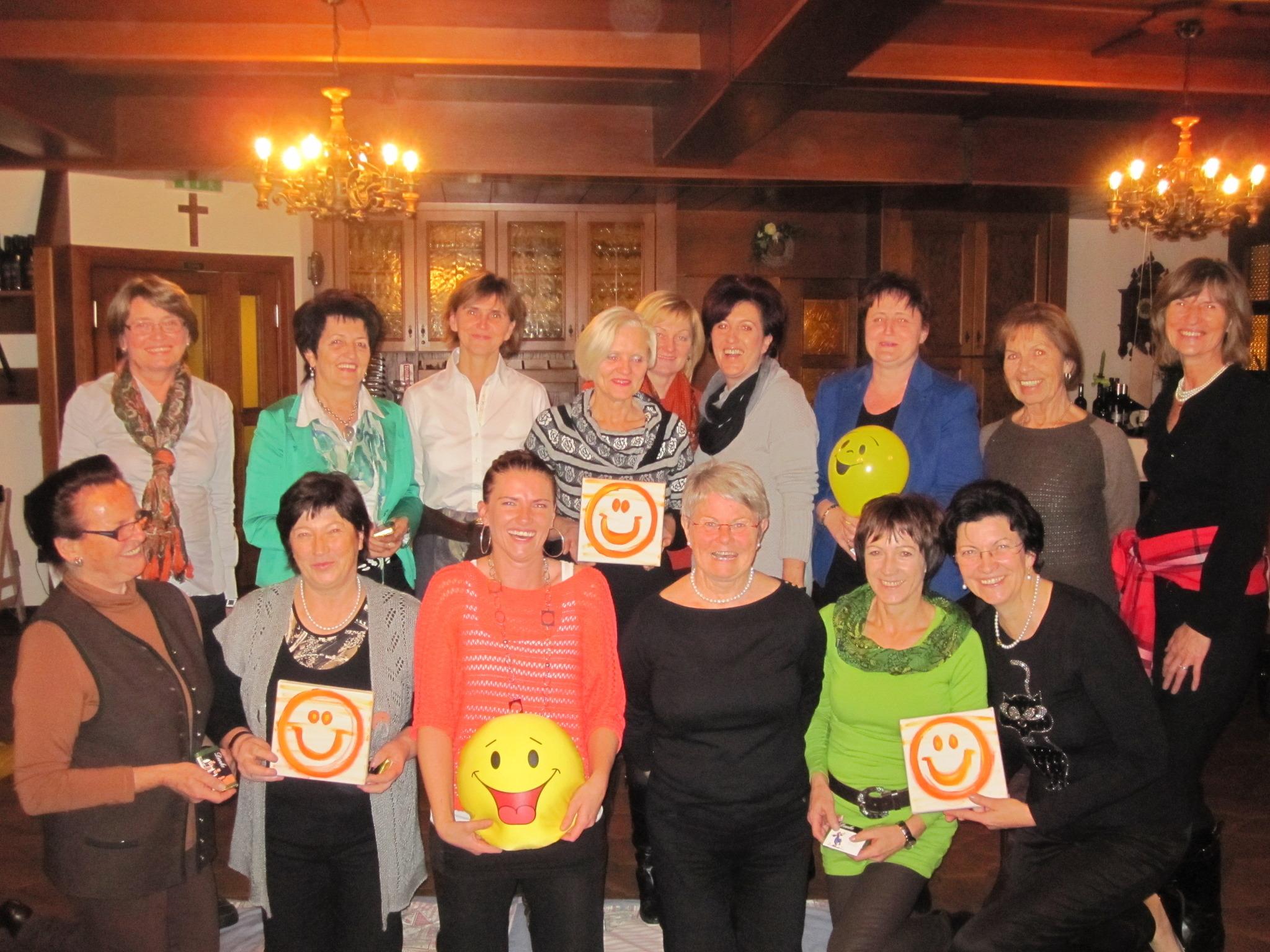 Erster Frauen-Themen-Stammtisch in Arnfels - Leibnitz