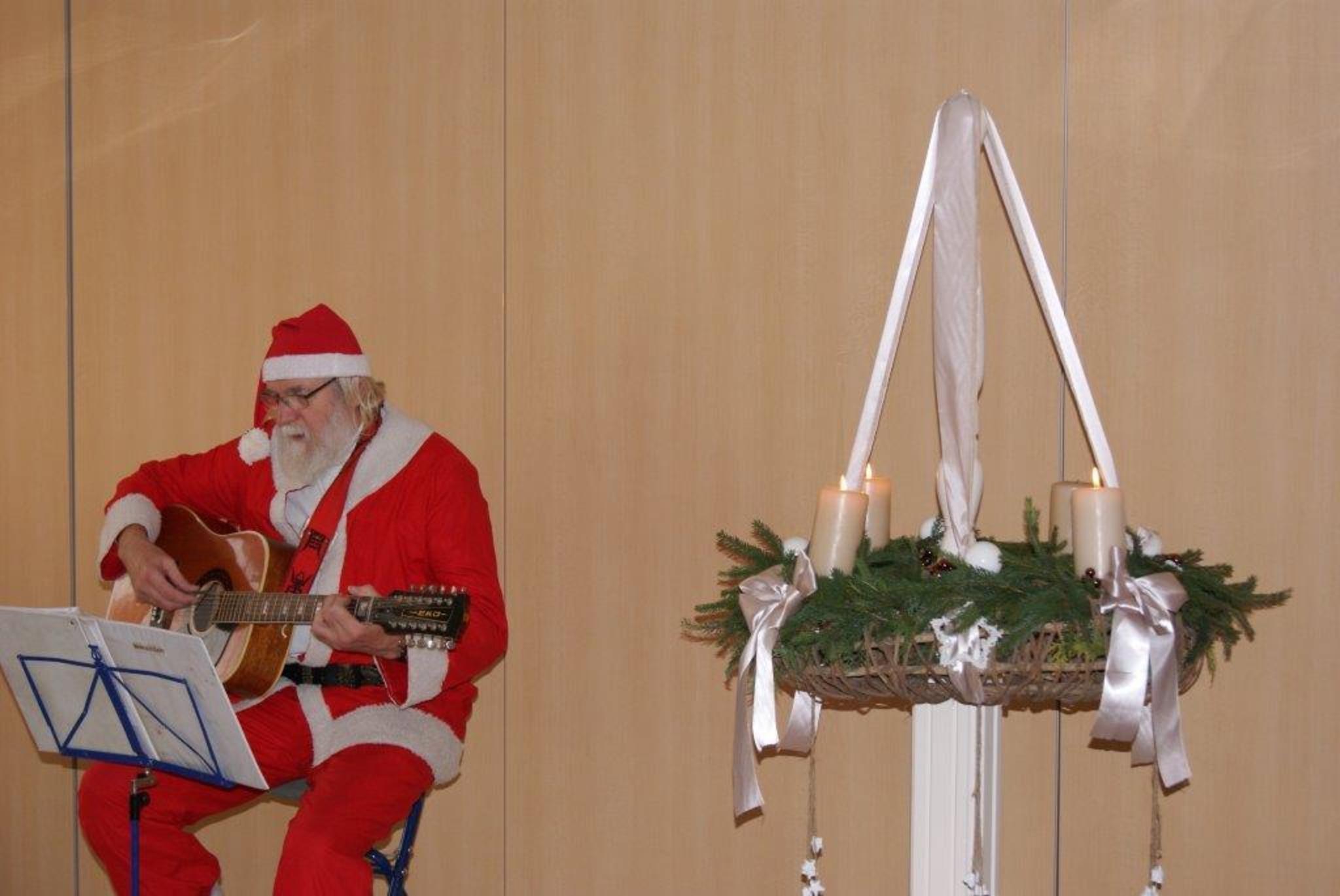 Grüße vom Weihnachtsmann - Wiener Neustadt