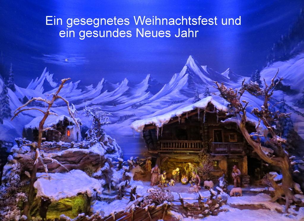 Frohe Weihnachten Wunsche Ich Allen Regionauten Und Dem Woche Team