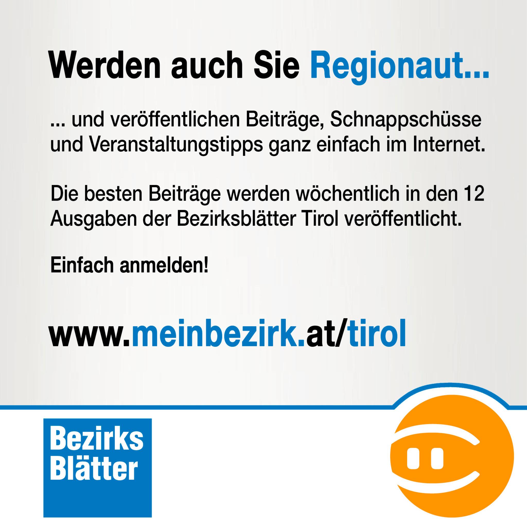 Bezirksblatt schwaz online dating
