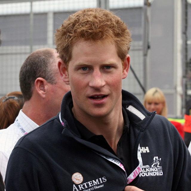 Prinz Harry Hat Ein Kind