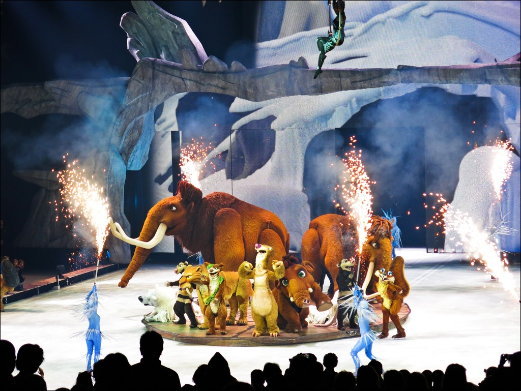 Ice Age Live Hernals