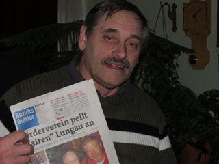 Josef Lankmayer, seine Beiträge finden Sie auf www.meinbezirk.at/lungau.