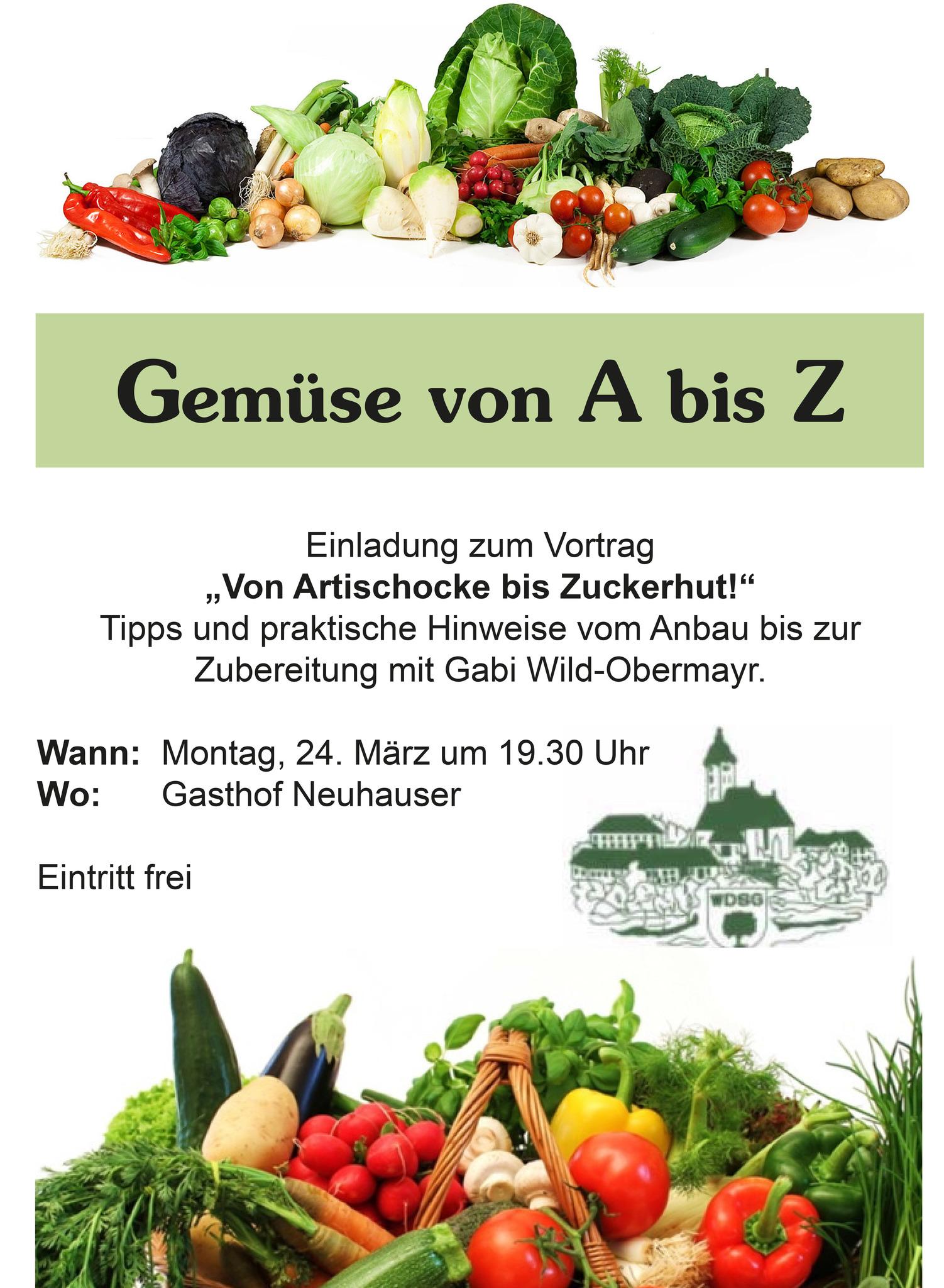 Super Gemüse von A bis Z - Kirchdorf #JJ_14