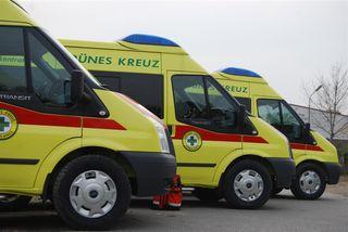 Schlechte oder gar keine Wartung für manche Fahrzeuge und medizinische Geräte wird dem Grünen Kreuz vorgeworfen.
