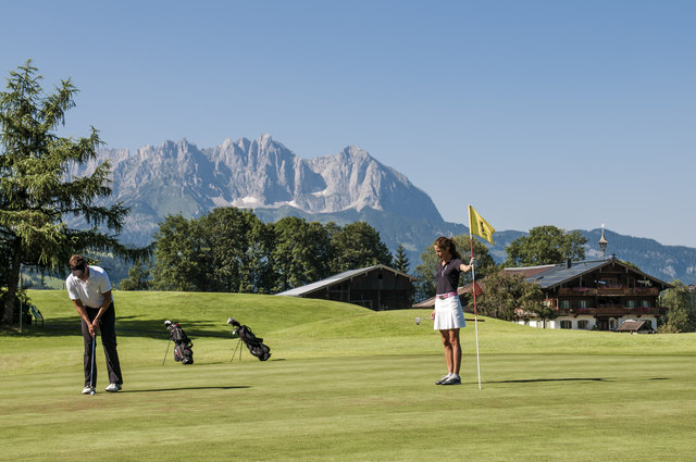 Golf-Dating: Single Golf Cup am GC-Schwarzsee/Reith bei