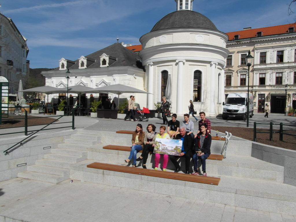 Josefsplatz neu: die drei Top-Veränderungen - Baden