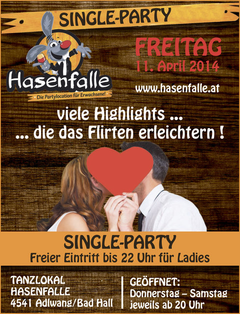 Flirt sterreich Gratis Strasswalchen Tirol - Single Party In