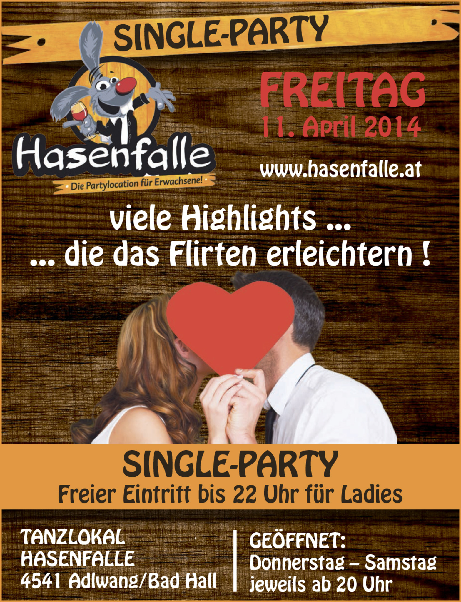 Himberg single abend, Datingseite in kirchschlag bei linz