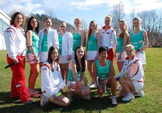 Die Damenteams des Turnvereins Kraig präsentierten sich heuer besonders stark und stellten die Männer in den Schatten