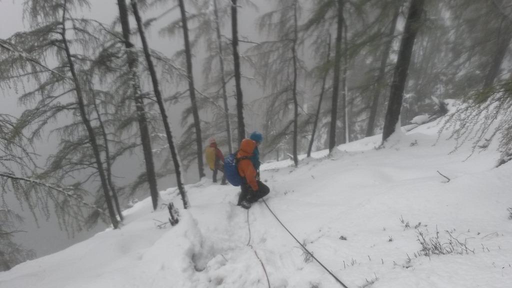 Klettersteig Seewand : Große rettungsaktion am klettersteig seewand salzkammergut