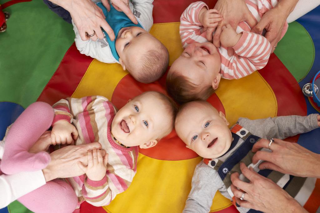 Babytreff In Der Wiki Kinderwelt Stadion Center Leopoldstadt