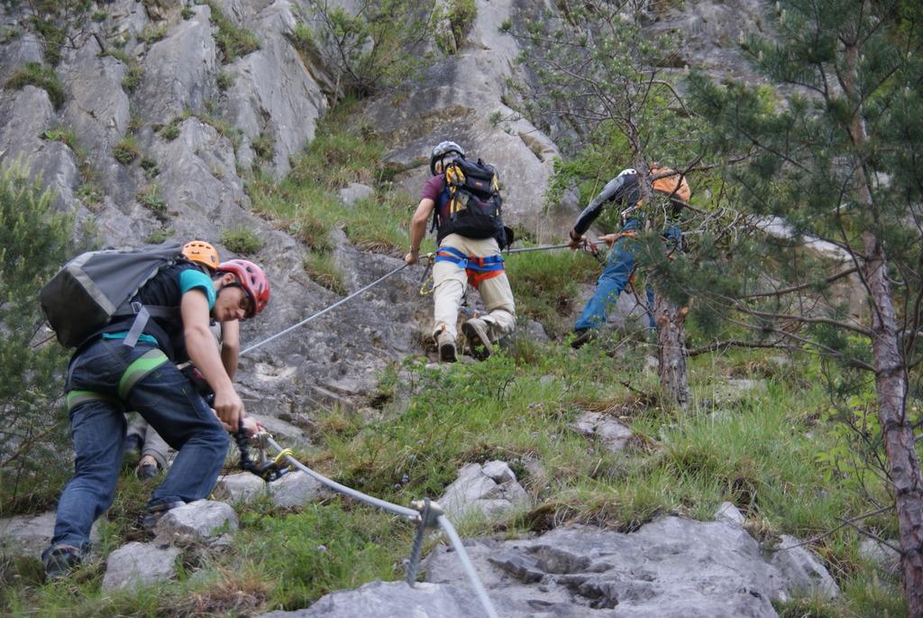 Klettersteig Zams : Ferienregion tirolwest punktet mit neuem klettersteig landeck