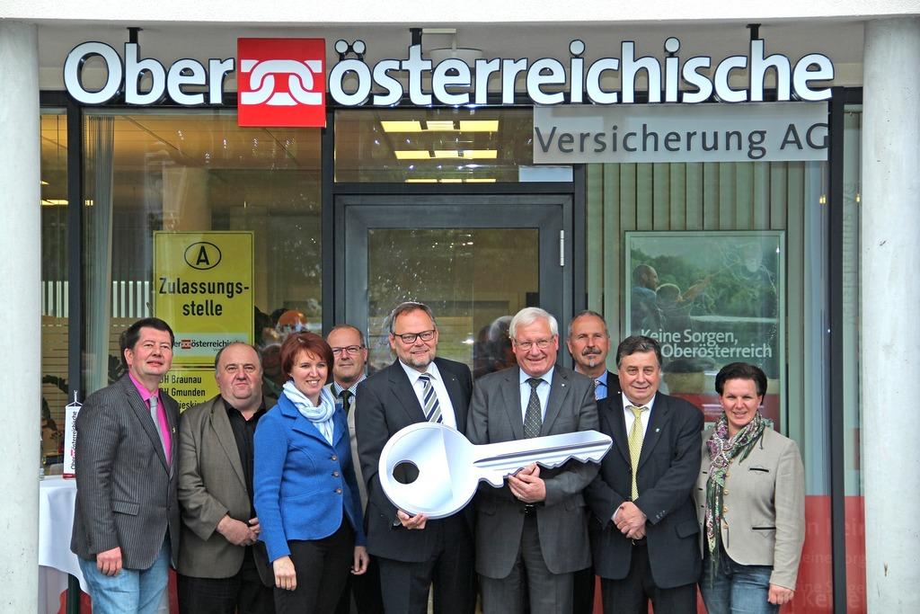Oo Versicherung Neue Anlaufstelle In Mondsee Vocklabruck