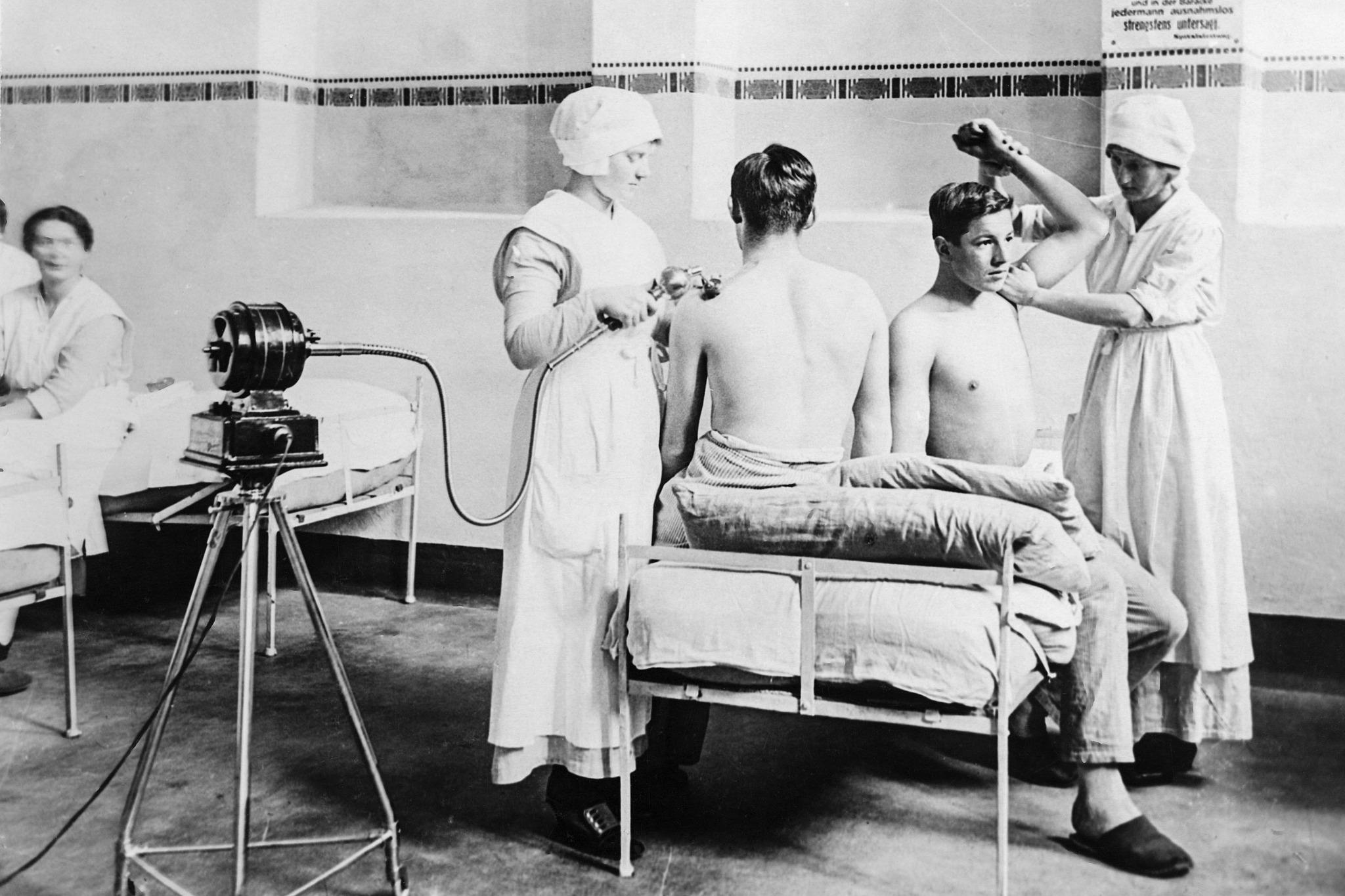 Frauen im 1. Weltkrieg - Kitzbühel