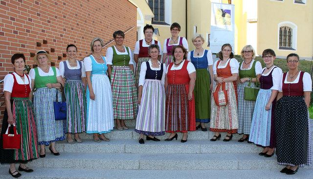 Einladung zum Frauentreff - St. Marienkirchen an der Polsenz