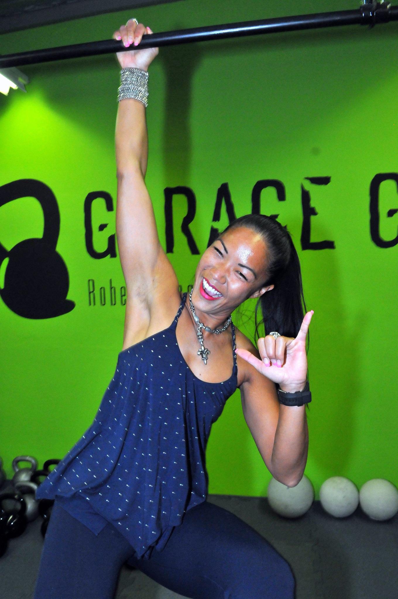Garage gym eröffnet in der ungargasse landstraße