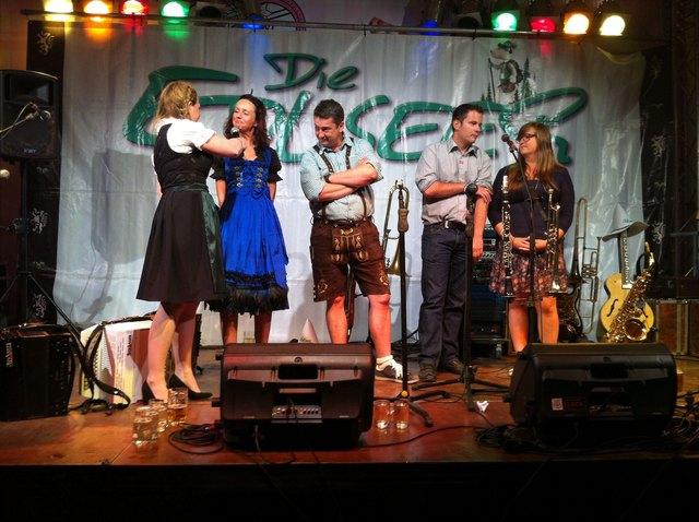 Flirt Gewinnspiel auf der Inter Agrar Wieselburg 2014