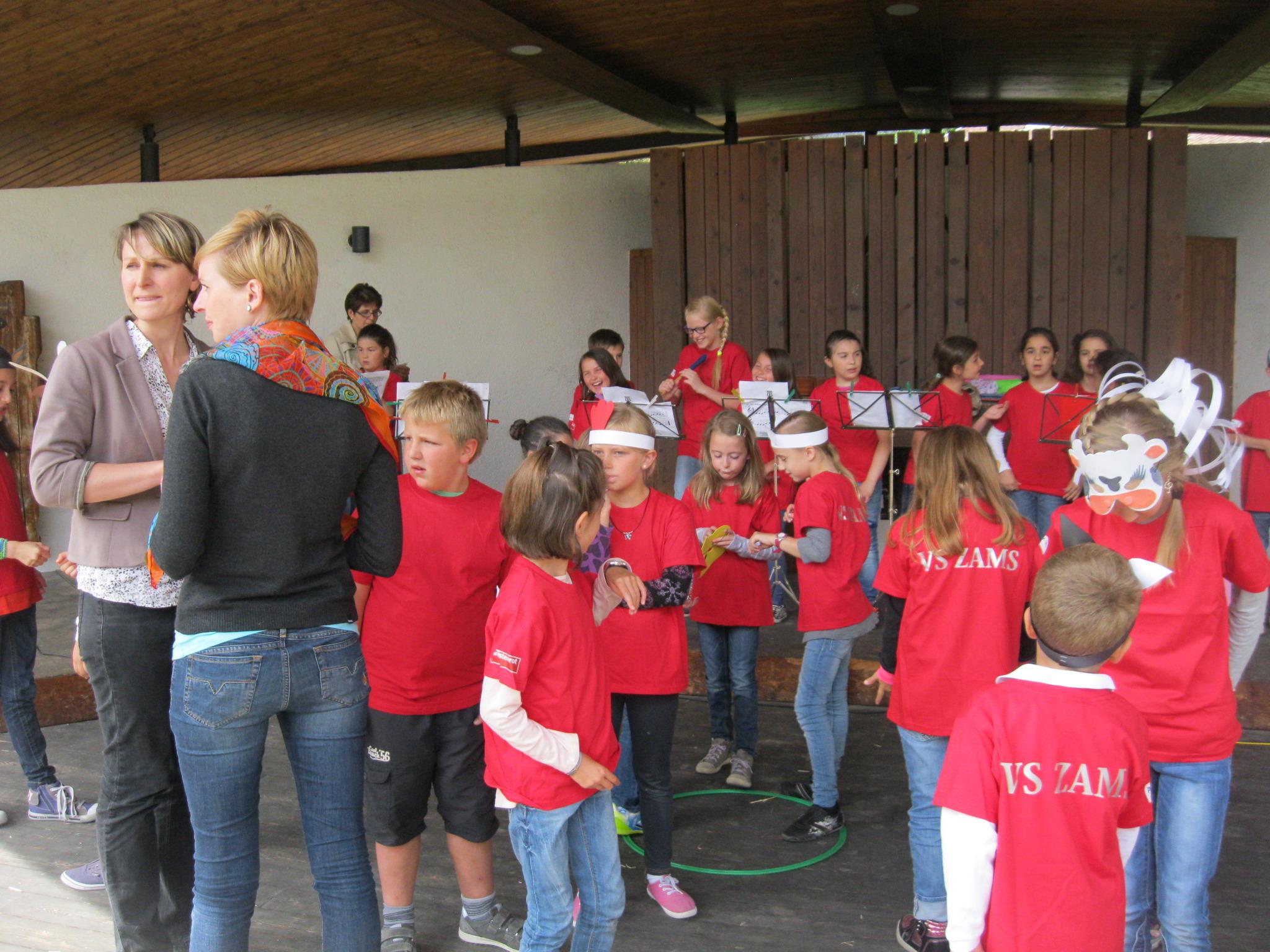 PDAGOGISCHE EINRICHTUNGEN - Mutterhaus Zams