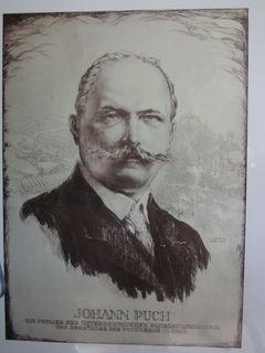 Johann Puch 1862-1914.