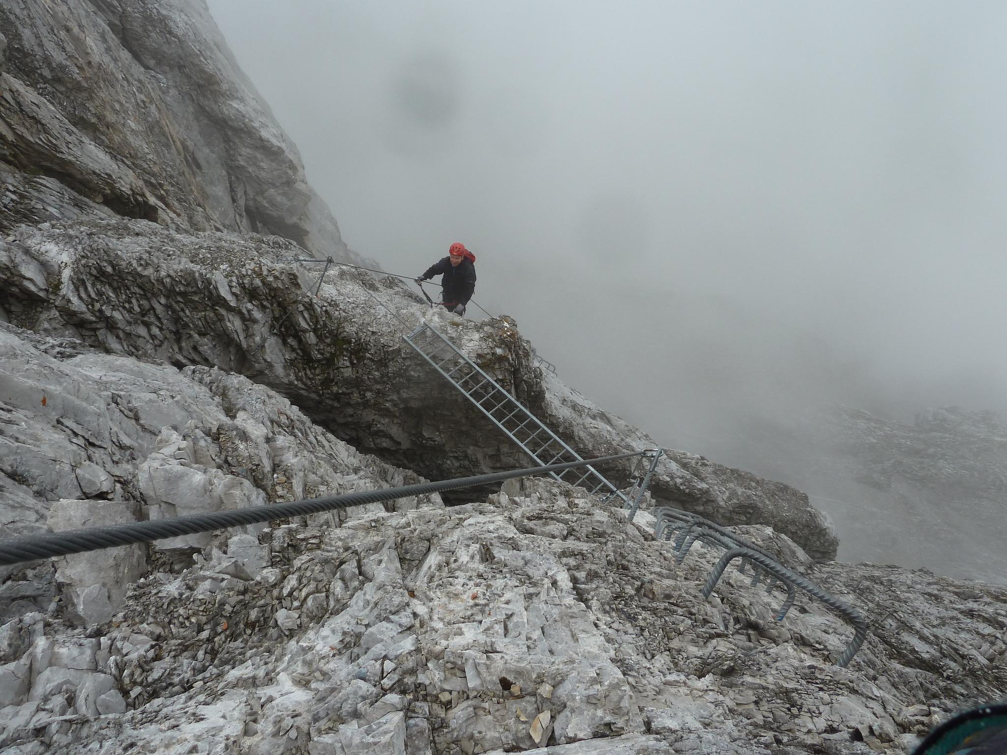 Fürenwand Klettersteig Unfall : Klettersteige in engelberg schweiz telfs