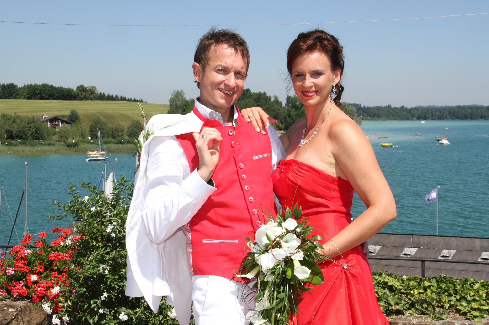 Ungewöhnliche Hochzeit