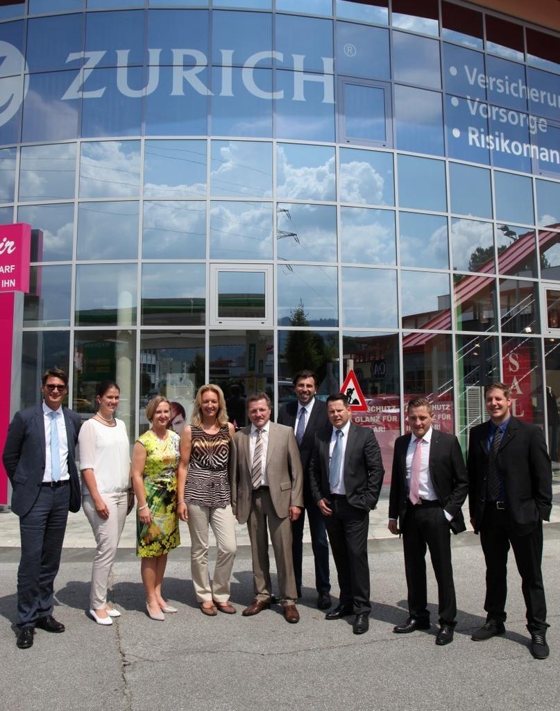 Zurich Setzt Neue Massstabe Mit Dem Neuen Standort In