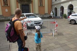Schlossbergplatz - da fehlt etwas...
