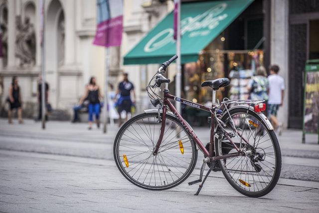 Fahrrad in Graz Thema auf meinbezirk.at