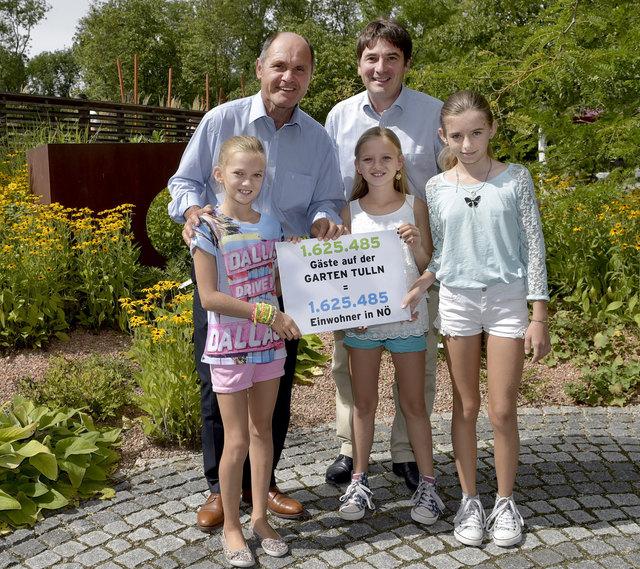 Gleich Viele Besucher Wie Einwohner In Niederosterreich Tulln