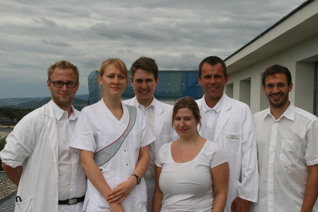 Studenten Der Med Uni Wien Sammeln Praxis Im Landesklinikum Melk Melk
