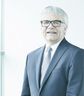 voestalpine-Generaldirektor Wolfgang Eder.