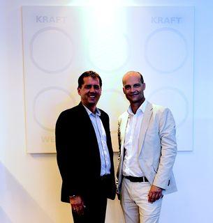 Andreas Halb (l.) und Andy Krasser gehen gemeinsam neue Wege.