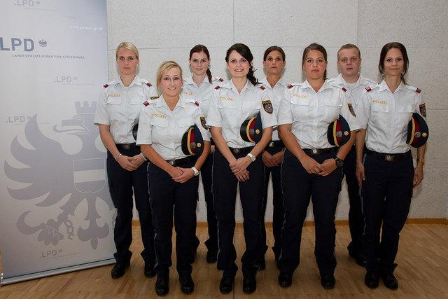 Polizei in Steiermark - Thema auf huggology.com