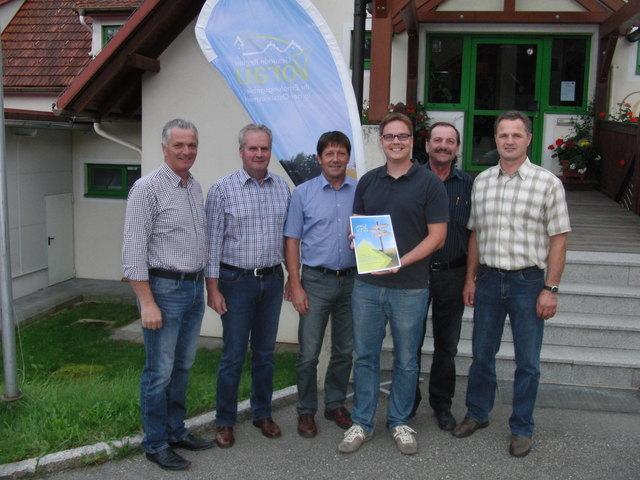 Motorradausfahrt mit GMC-Treffen Vorau - Motorsportverein