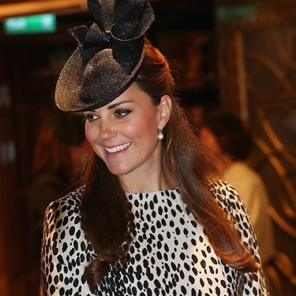 Kate Middleton Wie Bekommt Man Haare Wie Die Duchess Of Cambridge