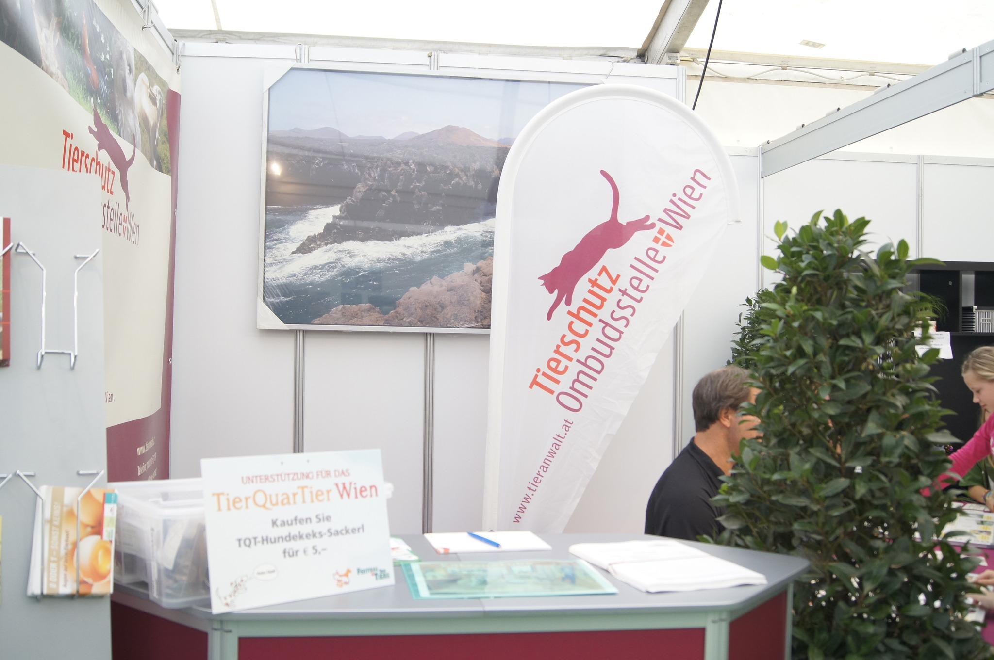 Tierfestival für Tierfreunde auf der Wiener Donauinsel Leopoldstadt