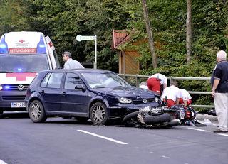 Unfall in Melk - Thema auf meinbezirk.at
