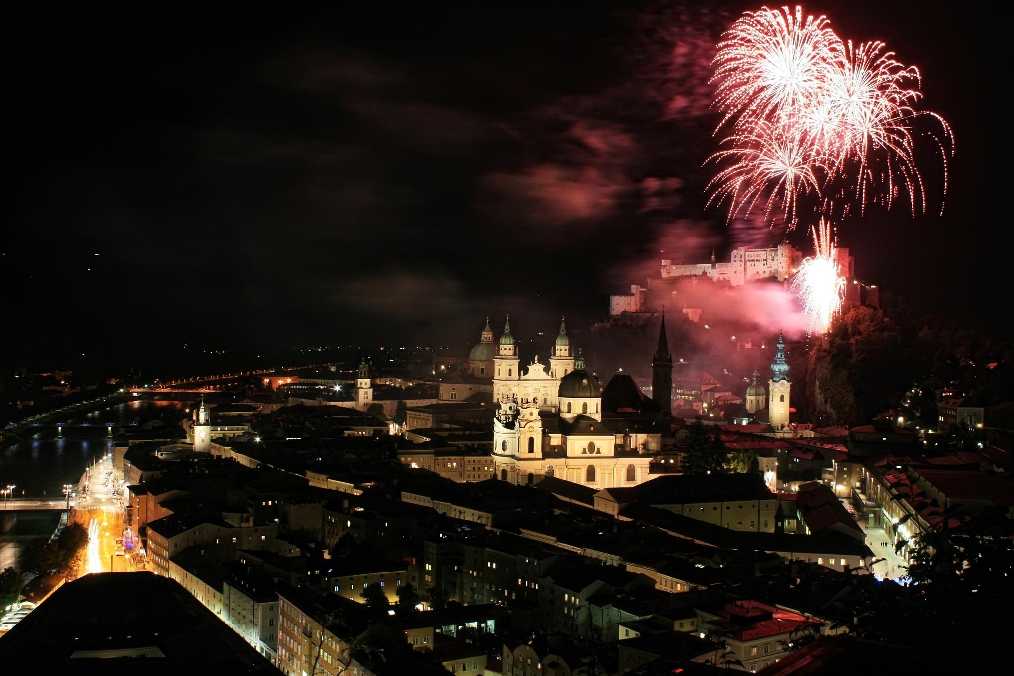 Feuerwerk Köln Heute