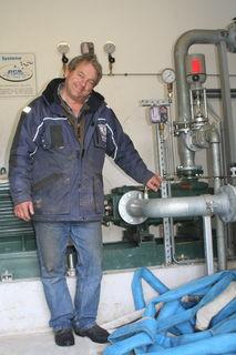 Das zuversichtliche Lächeln ist Liftbetreiber Wolfgang Landl in jüngster Zeit vergangen.