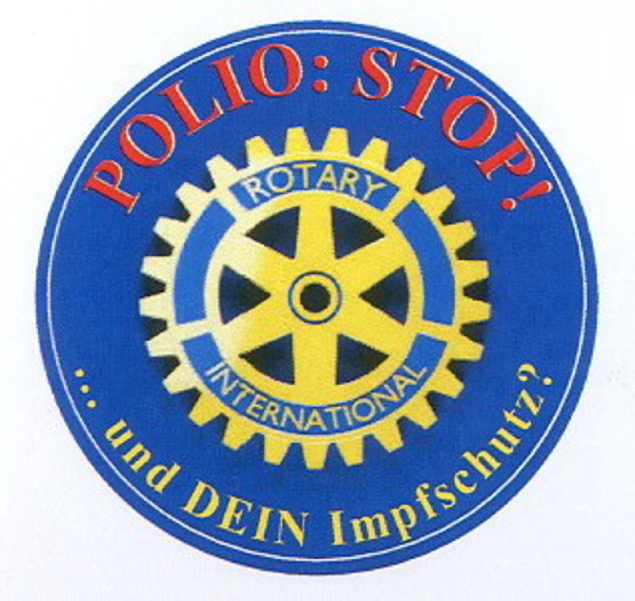Rotary-Aktion Am 28.10. 2014 Gegen Kinderlähmung Im