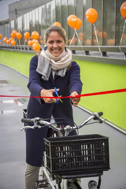 Radfahrer in Salzburg Stadt Thema auf meinbezirk.at