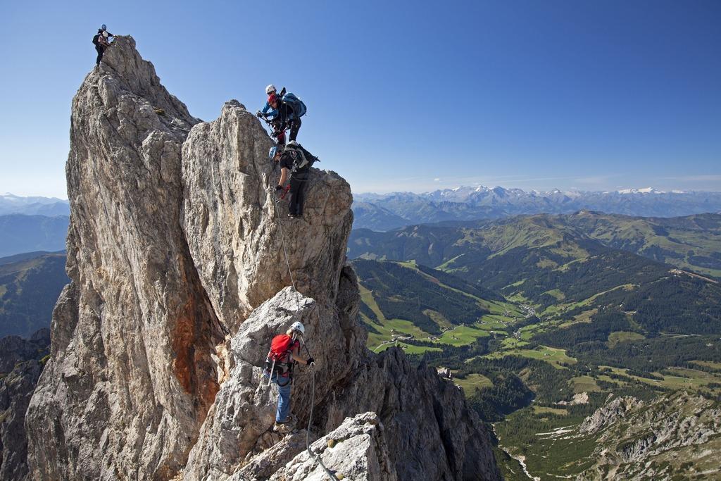 Klettersteig Austria : Austria alpin u die großen gipfel in Österreichu c kirchdorf