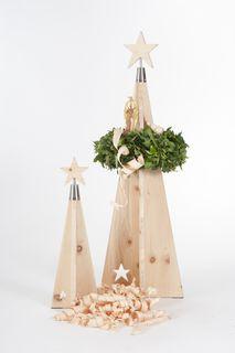 Der SilenTree® – der kinderleichte und kostengünstige Advent- und Weihnachtsbaum.