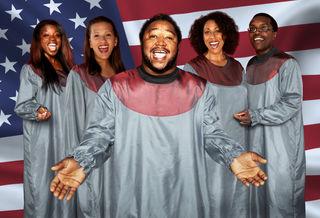 """Die heitere Besinnlichkeit macht die Konzerte von """"The Christmas Gospel"""" zu einem besonderen Erlebnis."""